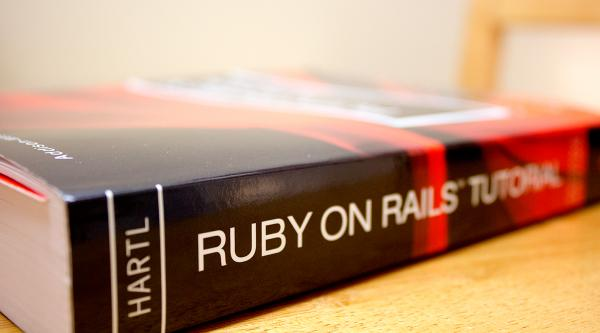 Ruby on Rails Tutorial, by Michael Hartl